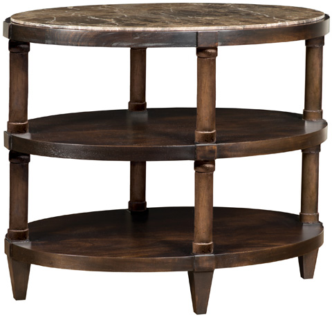 Vanguard Furniture - Anna Side Table - 8523EM