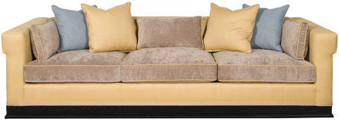 Vanguard Furniture - Saratoga Extended Sofa - 9012-ES