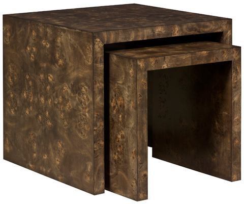 Vanguard Furniture - Tranquility Side Nesting Tables - P214E