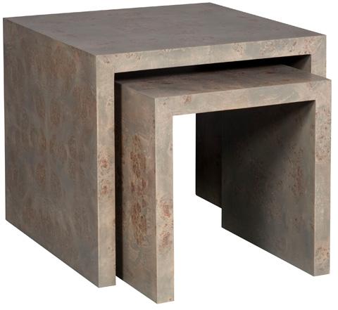 Vanguard - Tranquility Side Nesting Tables - P214E-DU