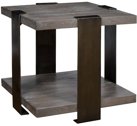 Vanguard Furniture - Aries Side Table - P435E-AT