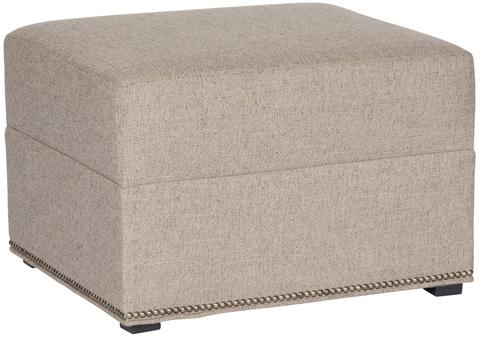 Vanguard Furniture - Gwynn Ottoman - V365B-OT