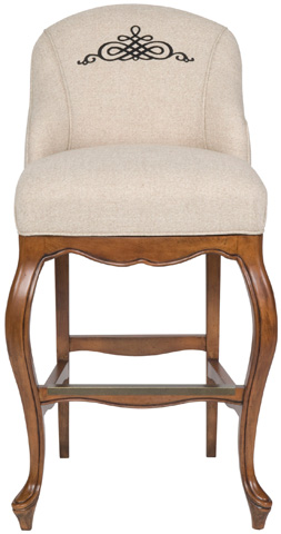 Vanguard Furniture - Sheridan Barstool - V63-BS