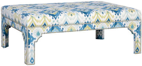 Vanguard Furniture - Owen Cocktail Ottoman - V935C-OT