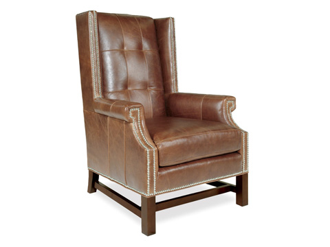 Vanguard Furniture - Albert Wing Chair - W117-CH
