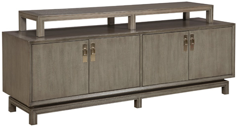 Vanguard Furniture - Elliott Four Door Console - C305S-LG