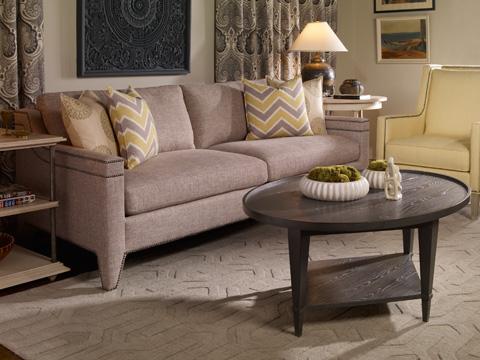 Vanguard Furniture - Milo Lamp Table - 8310L-SX