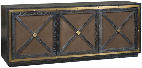 Vanguard Furniture - Crouse Storage Console Table - 9343SC