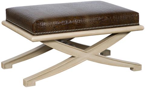 Vanguard Furniture - Lytton Ottoman - L053P-OT