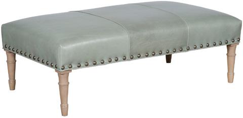 Vanguard Furniture - Ledford Cocktail Ottoman - L199C-OT
