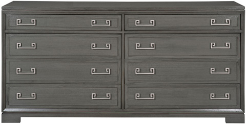 Vanguard Furniture - Bromeley Double Drawer Chest - W552F