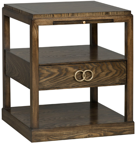 Vanguard Furniture - Tennyson Side Table - W602L