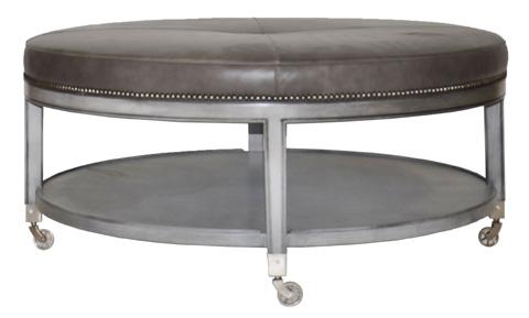 Vanguard Furniture - Tucker Ottoman - WL158-OT