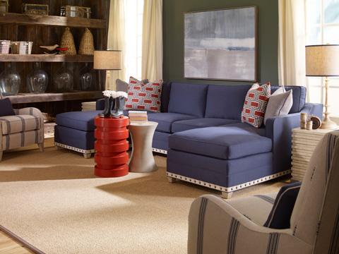 Vanguard Furniture - Sierra End Table - P440E