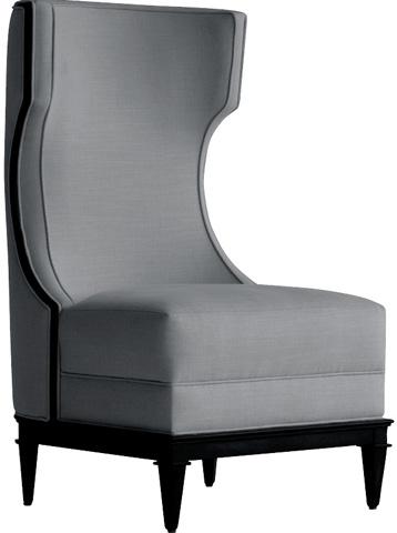 Van Peursem Ltd - Padgette Wing Chair - 1212