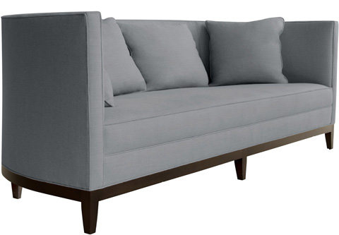 Van Peursem Ltd - Half Moon Sofa - 1512