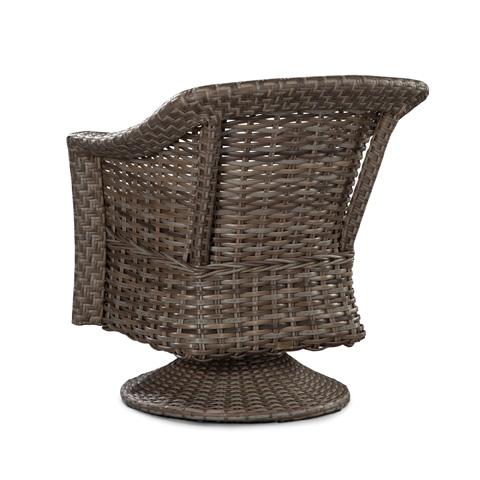 Lane Venture - St. Simons Swivel Tilt Dining Chair - 539-46