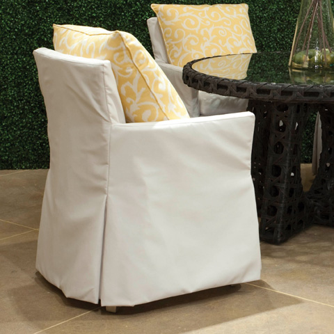 Lane Venture - Katherine Arm Dining Chair - 824-45