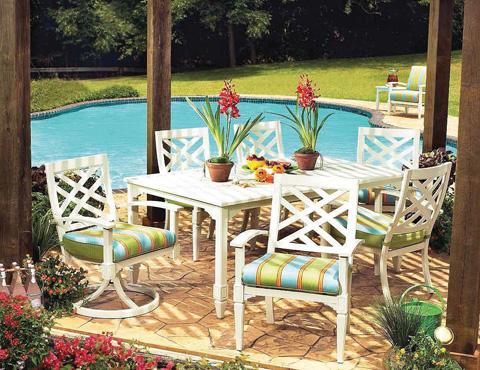 Lane Venture - Belmeade Dining Arm Chair - 10019-79