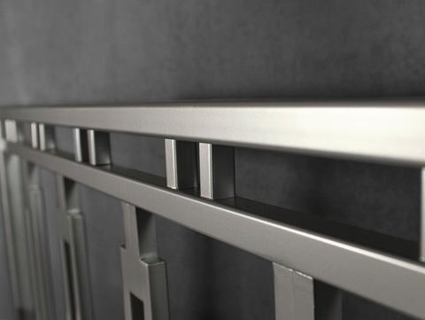 Wesley Allen - Phoenix Iron Bed - 1135-CB