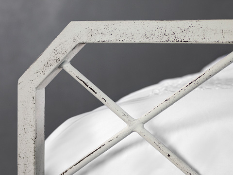 Wesley Allen - Kendall Iron Bed - 1155-CB