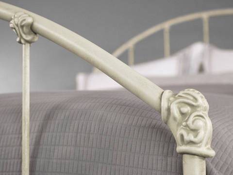Wesley Allen - Coventry Iron Bed - 7160-CB