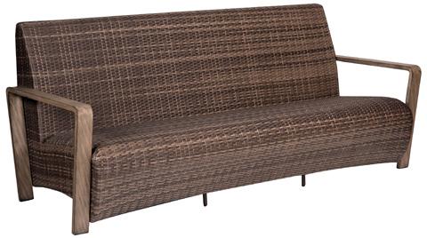 Woodard Company - Reynolds Sofa - S505031