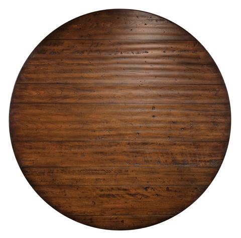 Woodbridge Furniture Company - Tuscan Pedestal Dining Table - 5035BT58-11