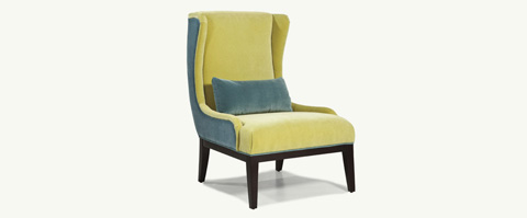 Younger Furniture - Cash Chair - 1455