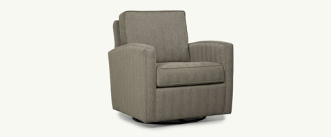 Younger Furniture - Lincoln Swivel Glider Chair - 1475