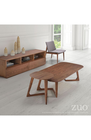 Zuo Modern Contemporary, Inc. - Park West Coffee Table - 100097