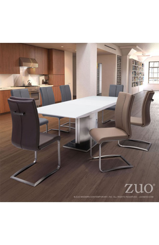 Zuo Modern Contemporary, Inc. - Rosemont Dining Chair - 100137