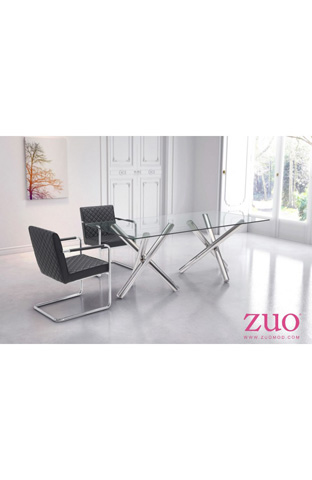 Zuo Modern Contemporary, Inc. - Quilt Dining Chair - 100190