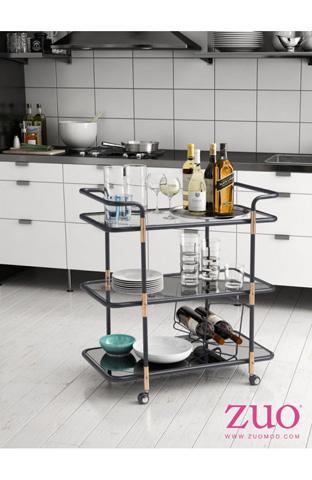 Zuo Modern Contemporary, Inc. - Secret Serving Cart - 100191