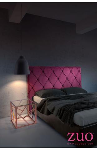Zuo Modern Contemporary, Inc. - Matias King Headboard - 100227