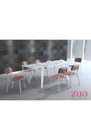 Zuo Modern Contemporary, Inc. - Cappuccino Dining Chair - 100245