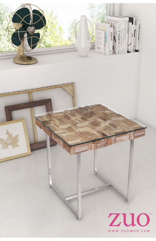 Zuo Modern Contemporary, Inc. - Collage Side Table - 100257