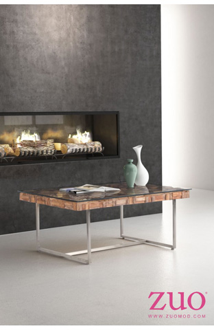 Zuo Modern Contemporary, Inc. - Collage Coffee Table - 100258