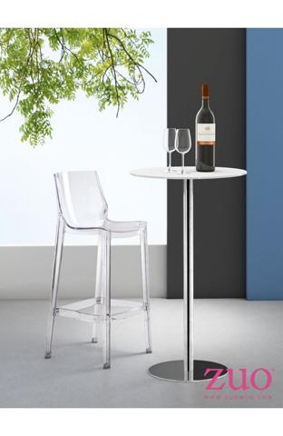Zuo Modern Contemporary, Inc. - Phantom Barstool - 100289