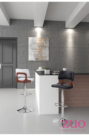 Zuo Modern Contemporary, Inc. - Lynx Barstool - 100317