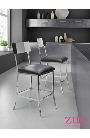 Zuo Modern Contemporary, Inc. - Mach Counter Chair - 100354