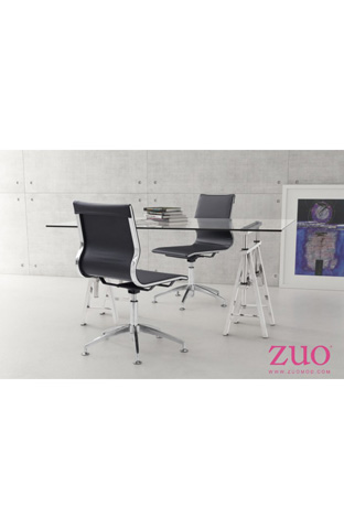 Zuo Modern Contemporary, Inc. - Glider Conference Chair - 100378