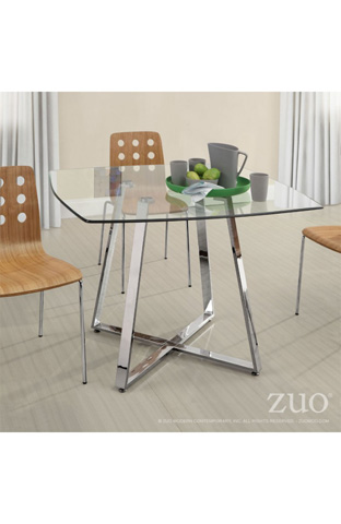 Zuo Modern Contemporary, Inc. - Lemon Drop Dining Table - 102195