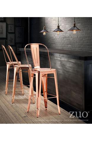 Zuo Modern Contemporary, Inc. - Elio Barstool - 108063