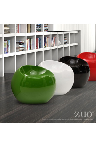 Zuo Modern Contemporary, Inc. - Drop Stool - 155004