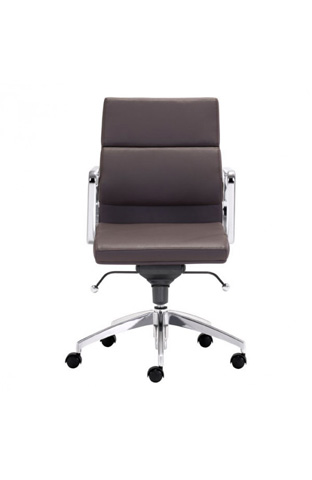 Zuo Modern Contemporary, Inc. - Engineer Low Back Office Chair - 205897
