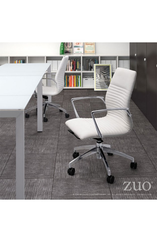 Zuo Modern Contemporary, Inc. - Lion Low Back Office Chair - 206170