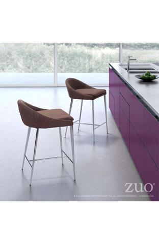 Zuo Modern Contemporary, Inc. - Reykjavik Counter Stool - 300332