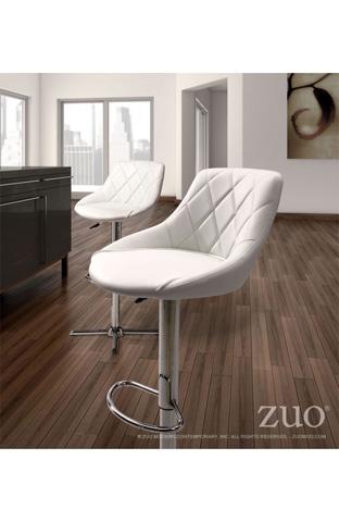 Zuo Modern Contemporary, Inc. - Devilin Adjustable Barstool - 301367