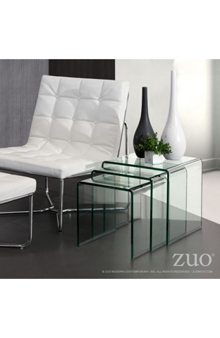 Zuo Modern Contemporary, Inc. - Explorer Nesting Tables - 404104